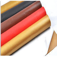 1pcs=45x138cm Self adhesive diy leather,car interiors,renovation quilt for sofas,DIY covered leather fabric glue on the back