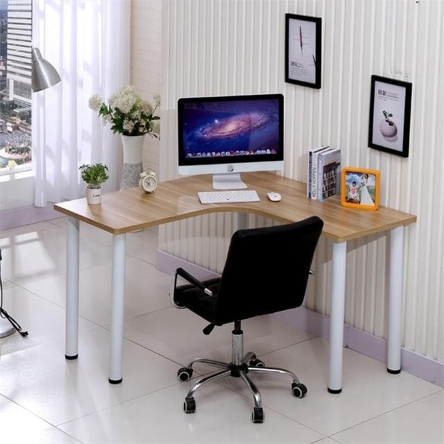mesa barato simple pequea esquina escritorio de la computadora mini