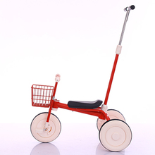High Quality Children Tricycle Bicycle 1 – 3 Years Old Baby Pushrod Stroller