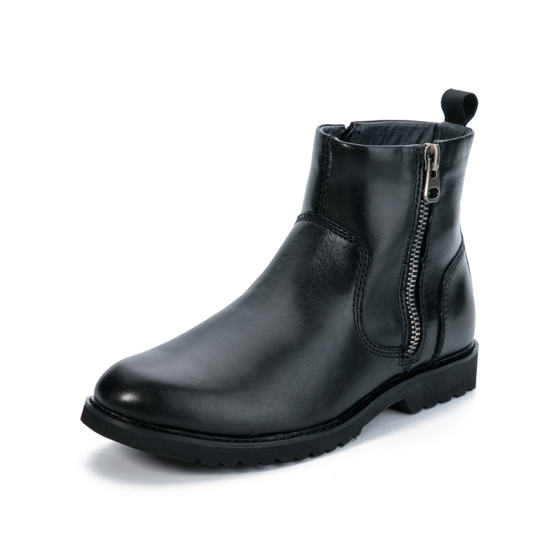 Mens Side Zip Dress Boots Reviews Online Shopping
