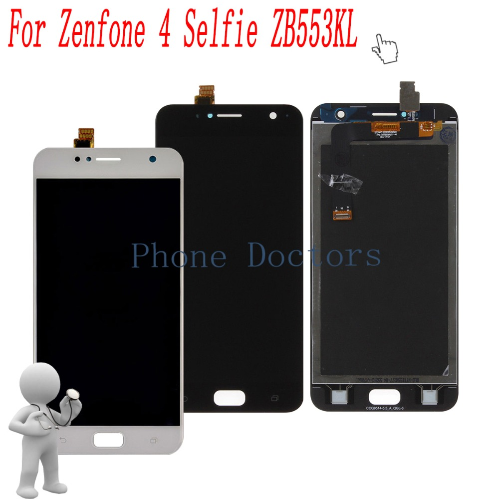 5.5 inch Full LCD DIsplay+Touch Screen Digitizer Assembly For Asus Zenfone 4 Selfie ZB553KL X00LD X00LDA