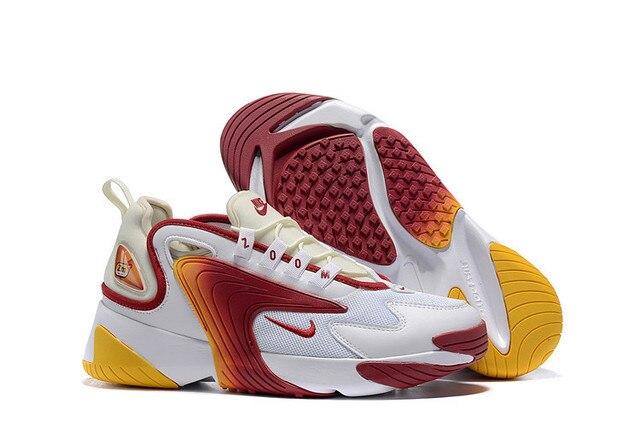sale retailer 4fa70 d76a1 Nouveauté Nike Zoom 2 K 2000 Hommes Rétro Maladroit chaussures de  badminton, mâle Maille coussin