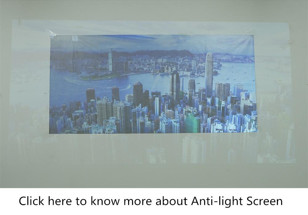 anti-light screen