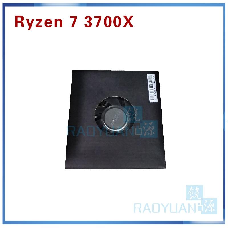 Image 4 - AMD Ryzen 7 3700X R7 3700X 3.6 GHz 7NM L3=32M 100 000000071 8 Core 16 Thread CPU Processor Socket AM4 with cooler cooling fanCPUs   -