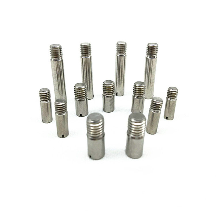 10pcs M4 M5 M6 M8 slotted screws external thread pin open tail cylindrical pins GB878 stainless steel|Screws| - AliExpress
