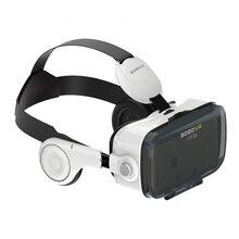 ความจริงเสมือนแว่นตา3dเดิมbobo z4 vrมินิgoogleกระดาษแข็งvr box 2.0สำหรับ4.0-6.0นิ้วมาร์ทโฟนหูฟัง