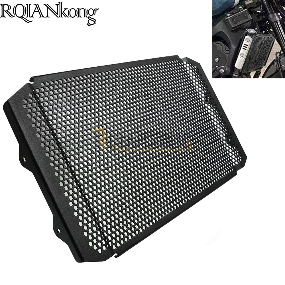Motorcycle Radiator Guard Grille Cover Stainless Steel Cooler Protector For yamaha XSR900 2016-2018 XSR 900 2018