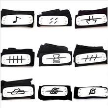 Naruto Kakashi headband cosplay Accessories toys Props Itachi akatsuki madara Anime headband Props Hot цена