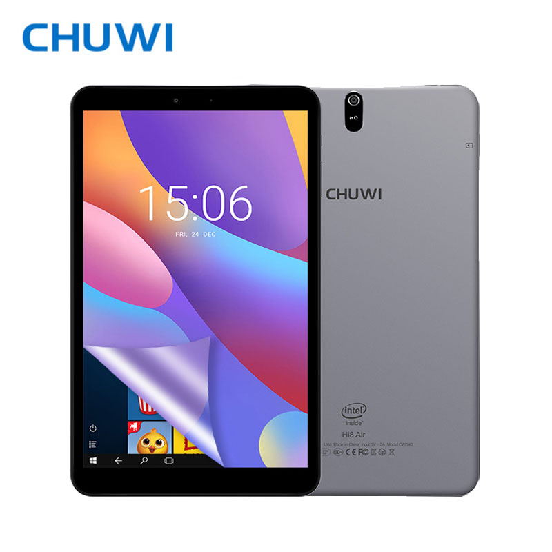 8.0 Inch CHUWI Hi8 Air Tablet PC Intel X5 Quad core Android 5.1 Windows 10 Dual OS 2GB RAM 32GB ROM 1920X1200 IPS HDMI Tablets