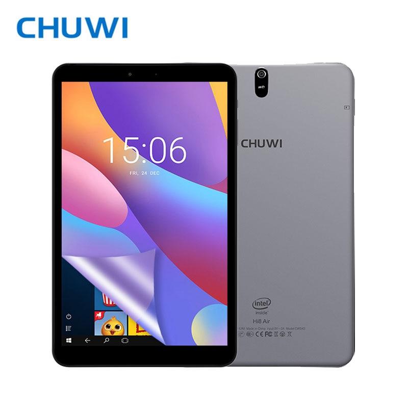 Newest! 8.0 Inch CHUWI Hi8 Air Tablet PC Intel X5 Quad core Android 5.1 Windows 10 2GB RAM 32GB ROM 1920X1200 Screen 4000mAh