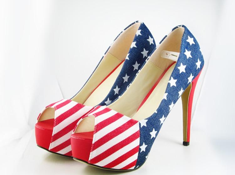 large size us 9 10 11 cn 41 42 43 red bottom high heels 14. Black Bedroom Furniture Sets. Home Design Ideas