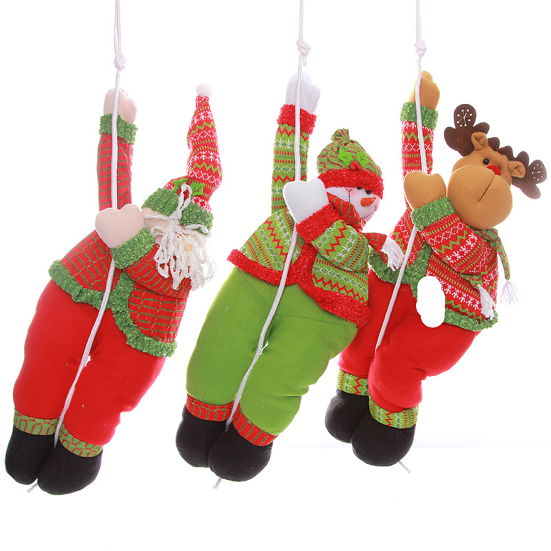 Christmas Decorations To Buy In China: Online Buy Wholesale Climbing Santa From China Climbing