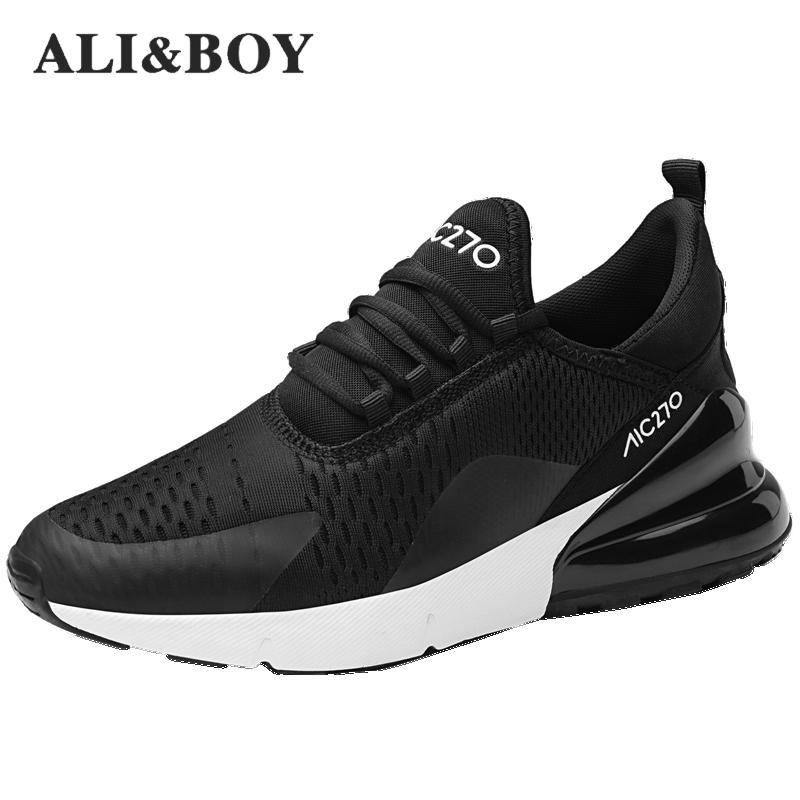 Männer Schuhe Sport Laufschuhe Günstige 2018 Marke Turnschuhe Männer Schuhe Zapatillas Hombre Deportiva Atmungsaktive Masculino Esportivo
