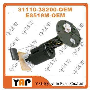 Bomba de combustible para fitiundai Sonata 31110 L E8519M 38200-2001 2002-