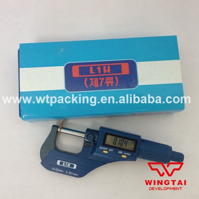 0.001mm Digital Outside Micrometer Electronic Micrometer Caliper Gauge Meter 0-25mm Micrometers
