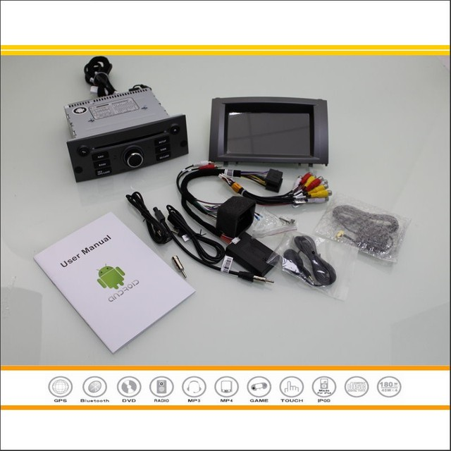 for peugeot 407 2004 2010 car stereo radio dvd player gps map nav rh aliexpress com peugeot connect navigation manual peugeot 208 navigation manual