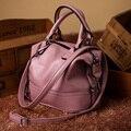 2016 New Fashion designer lady bags handbag Leather famous brand women handbags high quality Boston shoulder bags