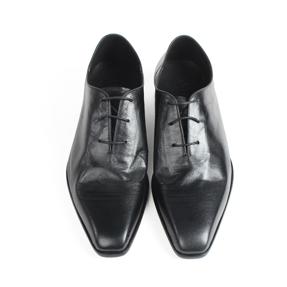 Zapato Patina Vestido Genuíno Handmade Calçado Escritório Black Vikeduo Oxford Sapatos Red Casamento Hombre Sapato Homens brown Pele Blake Canguru De Formal AAx5wzarq