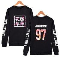 BTS Young Forever Album Women Hoodies Sweatshirts Oversize Kpop Bangtan Boys Capless Hoodies Women Plus Size