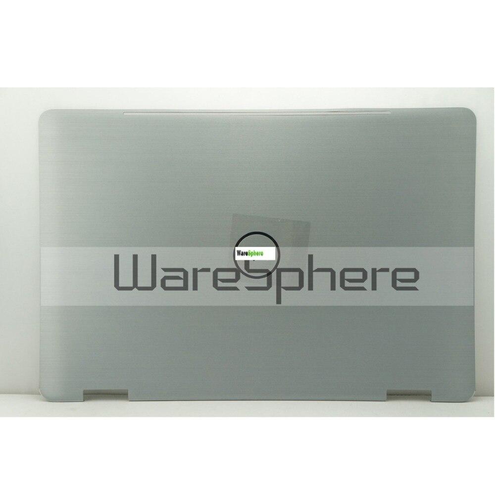 オリジナルノートパソコンの Lcd 背面カバー dell の inspiron 7778 7779 リア蓋ケースシェルノートブック 3WYW6 03WYW6 460.08503.0001 シルバー  グループ上の パソコン & オフィス からの ノートパソコンバッグ & ケース の中 1