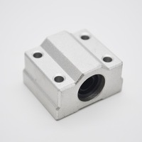 SC35UU SCS35UU 35mm Linear Axis Ball Bearing Block With LM6UU Bush Pillow Block Linear Unit For