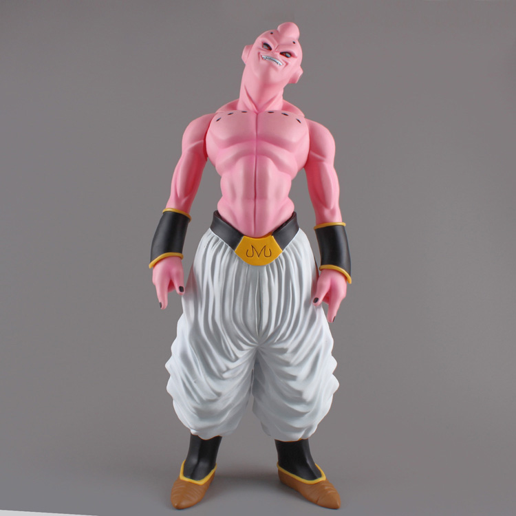 цены  Free Shipping Anime Dragon Ball Z Majin Buu Super Big PVC Action Figure Collectible Model Toy 19