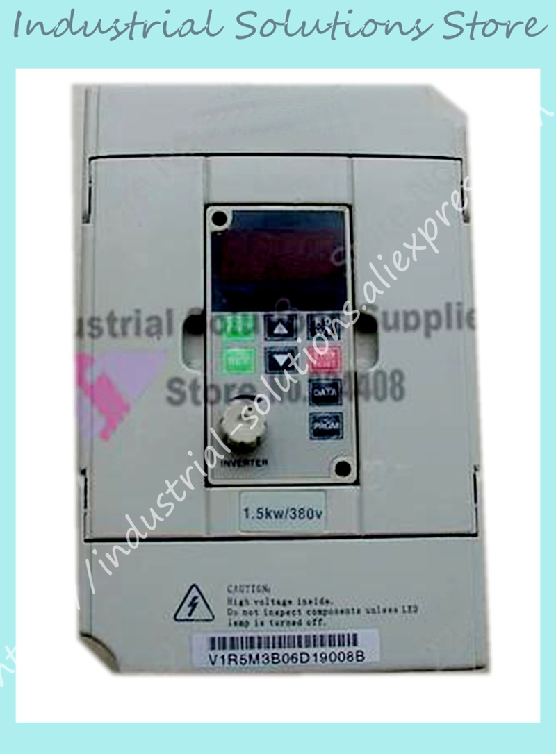 все цены на Inverter 8000 V1R5M3 1.5kw 380v New Original онлайн