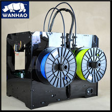 wanhao duplicator 4X 3d printer with dual extruders high quality