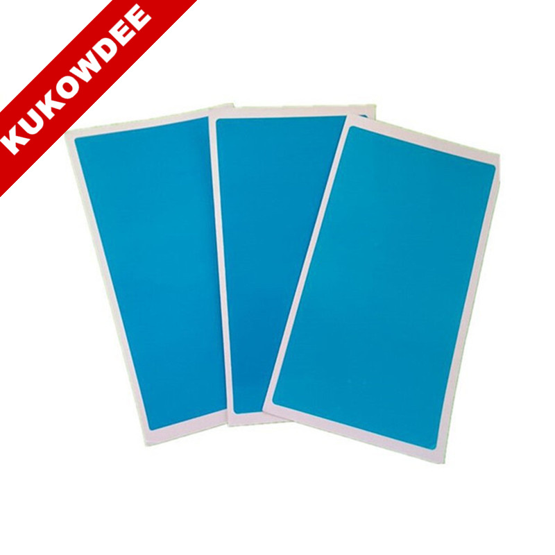 20pcs/lot Blue Dust Removal Phone Screen Cleaning Tool All Phones Camera Tablet PC DV Lens DC Screens Monitors Glasses CD DVD