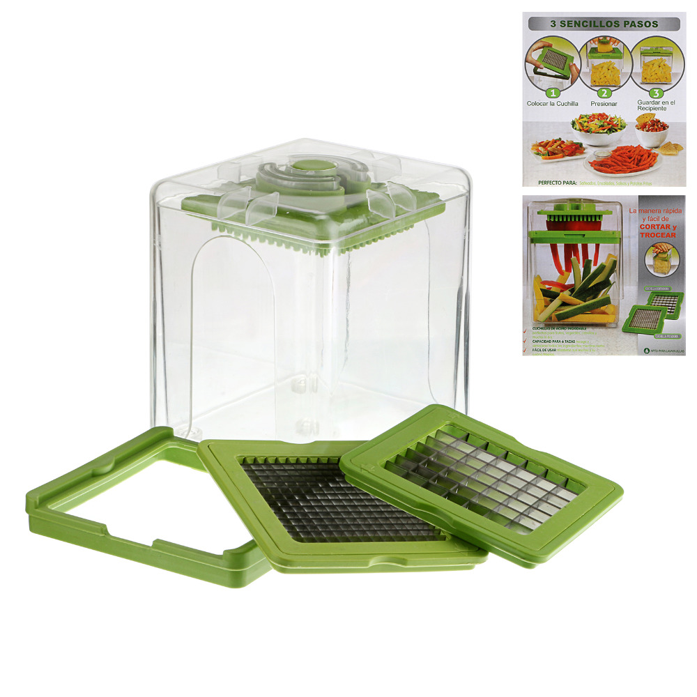 2016 brand new arrival! Chop Magic Chopper Cutter Vegetable Fruit Slicer Dicer Tools
