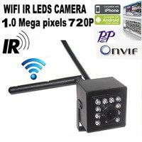 Camera Bird Nest Onvif Ip Camera Hd 720P Wifi Covert Mini Wifi Wireless Webcam Night Vision 940nm Led Ir Ip Camera With Ir Cut