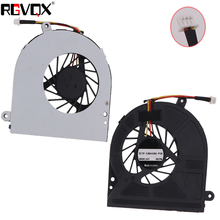 New Laptop Cooling Fan for TOSHIBA satellite C665 C650 with cover version 2 P/N XR-T0-C650FAN-4P CPU Cooler Radiator