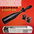 Оптический прицел от известного бренда LEAPERS 4-16X50  военный охотничий прицел для наружного применения  снайперская винтовка