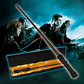 Magic Wand Harry Potter Hermione Ron Dumbledore Voldemort Malfoy Sirius Snape Magic Canes cosplay props in stock free shipping