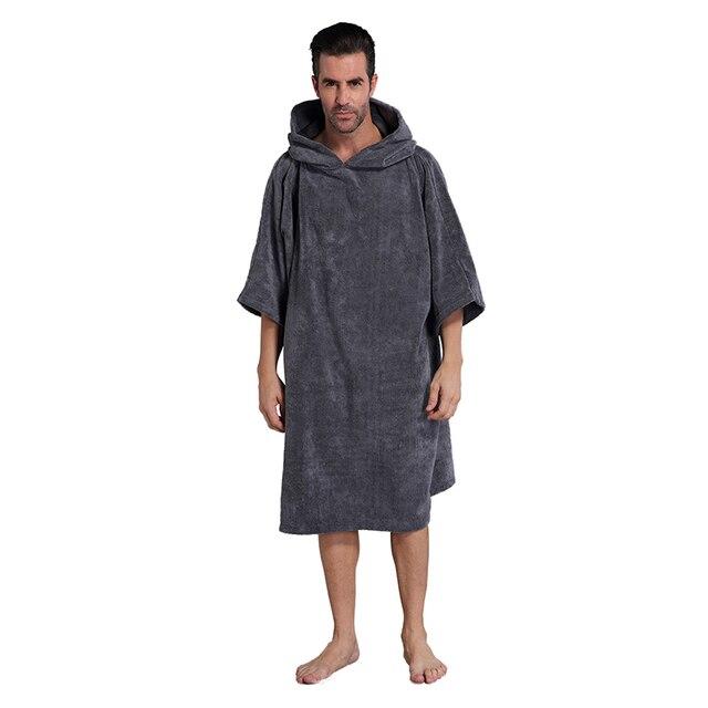 סופר לספוג שינוי חלוק אמבטיה, לגלוש מגבת עם הוד, אחת גודל מתאים לכל