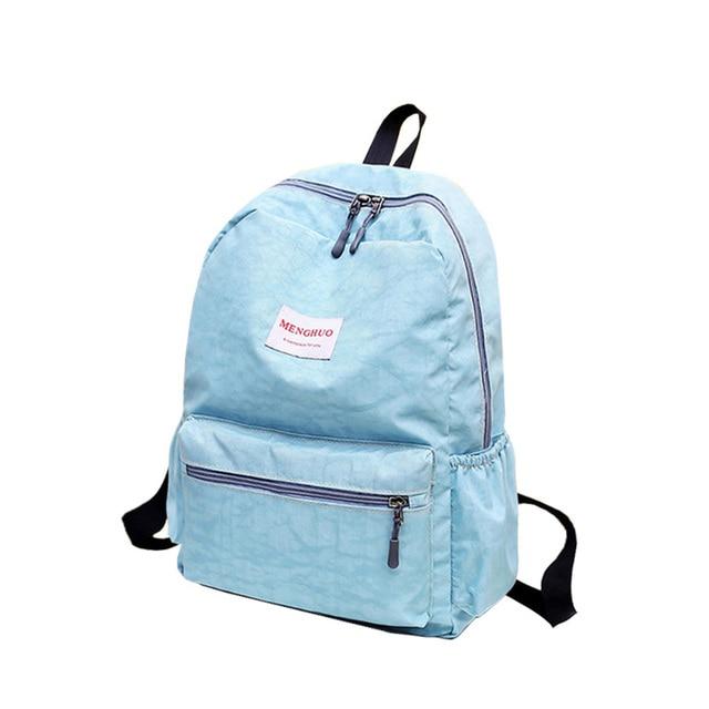 b4f1ca062378 cute backpacks college mochila rugzak kids book bags woman backpack women  vintage pack back high school bags for teenage girls