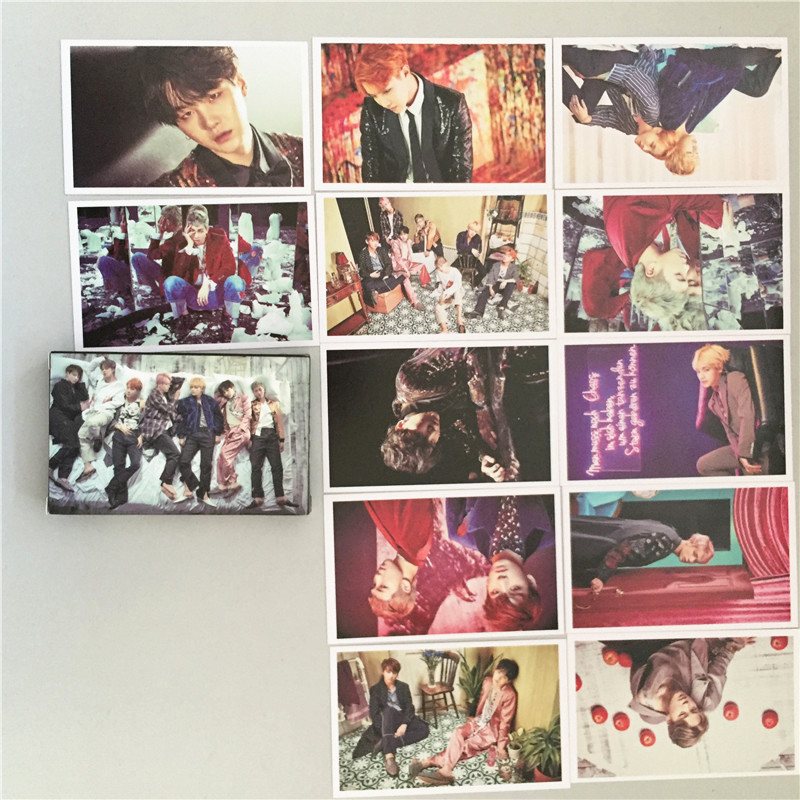 30pcs BTS Bangtan Boys Poster 3
