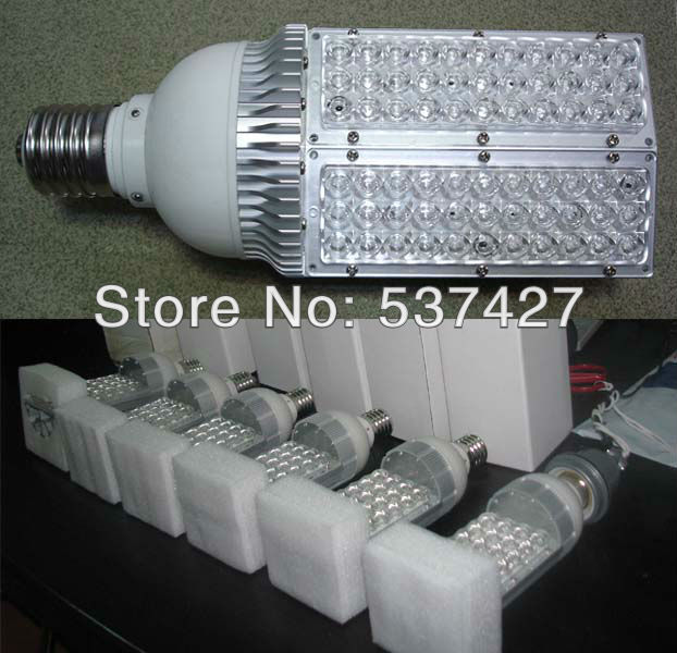ФОТО E40 Base 30W  Warm White LED Street Light of 50,000 Hours Lifespan, CE&ROHS Certificated, 10pcs/Carton