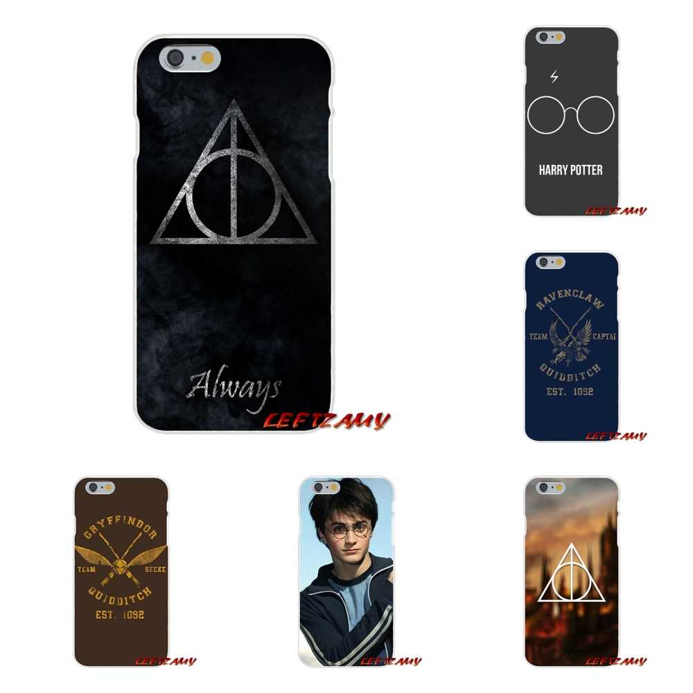 For Samsung Galaxy A3 A5 A7 J1 J2 J3 J5 J7 2015 2016 2017 Harry Potter always Slytherin School Accessories Phone Cases Covers