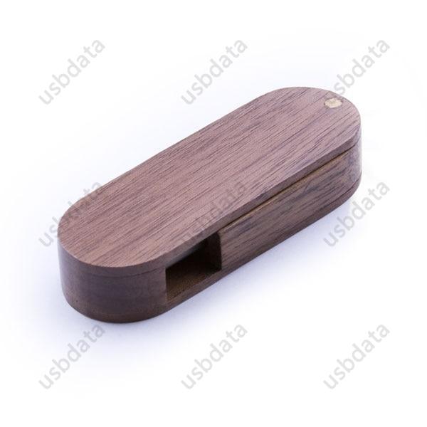 UUS Pen Drive puidust USB puidust kinkekarp 32GB 64GB USB 3.0 Flash - Väline salvestus - Foto 4