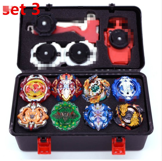 Takara Tomy Tops Beyblade Burst Set Toys Beyblades Arena Bayblade Metal Fusion Fighting Gyro With Launcher Spinnin Toys