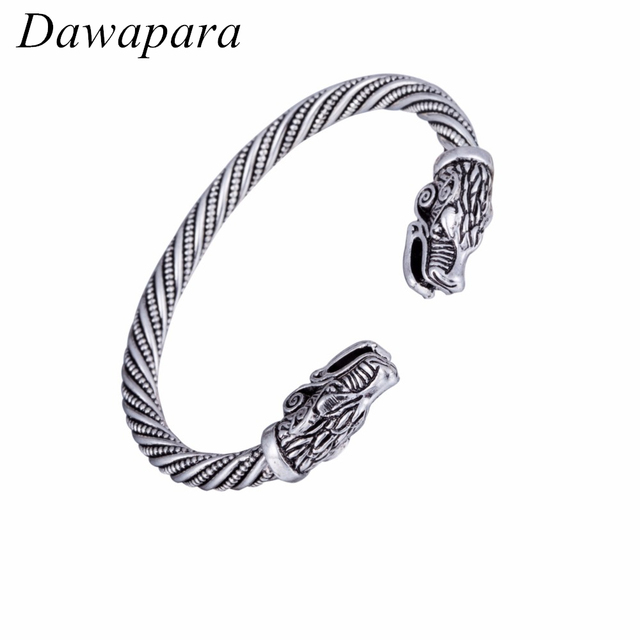 Dawapara Teen Wolf Bracelet Fashion Accessories Vikings Bracelets for Men Wristb