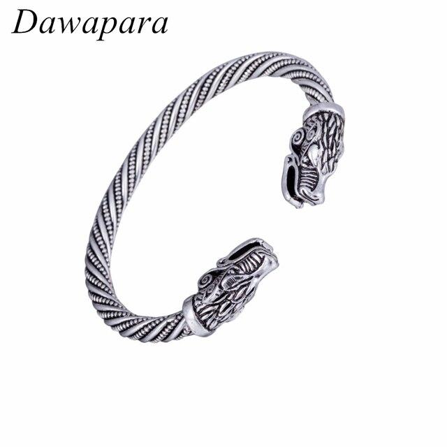 4f20ed42145b € 3.62 |Dawapara Teen Wolf pulsera de moda accesorios vikingos pulseras  para hombres, pulsera brazalete brazaletes para las mujeres encaje regalo  de ...