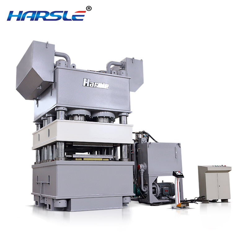 Harsle Door Embossing Punching Machine in Good Quality Y32