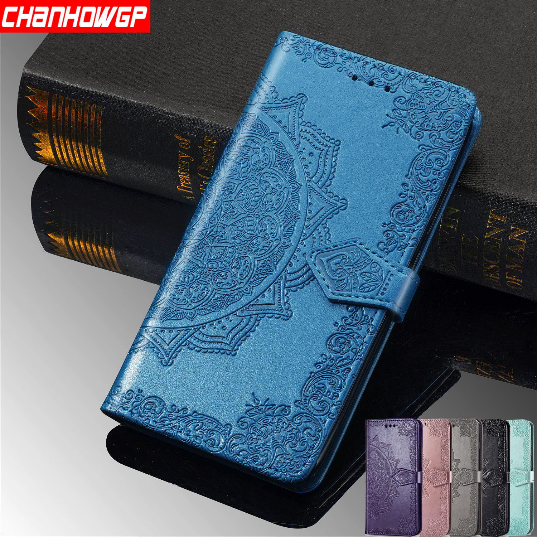 3D Flower Leather Flip Case For LG K8 K10 2017 2018 X Power 2 Stylus 4 Wallet Coque Case For LG Q7 G8 Q9 V50 G7 Thinq Fit Case
