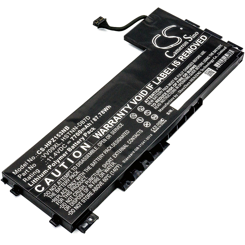Cameron Sino Battery For HP ZBook 15 G3,ZBook 17 G3 Notebook, Laptop Battery