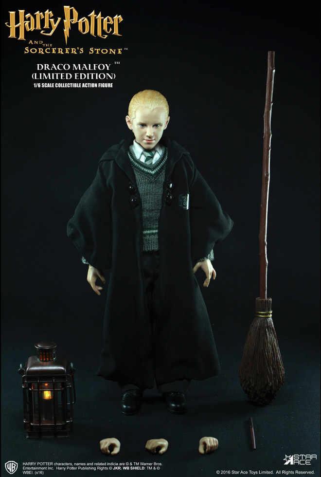 Harry Potter Draco Malfoy nackt