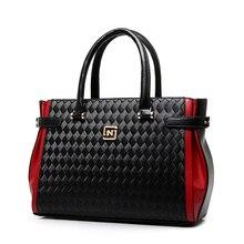 Online Fashion 2016 New Classic Fashion Girl Woman Bags Luxury Colorful Women Handbag PU Leather Ladies Women Messenger Bags N80