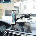 2017 sostenedor del montaje del teléfono móvil del parabrisas del coche para el iphone 5s 5c 5g 4S samsung ipod gps para ipad mini tablet soporte