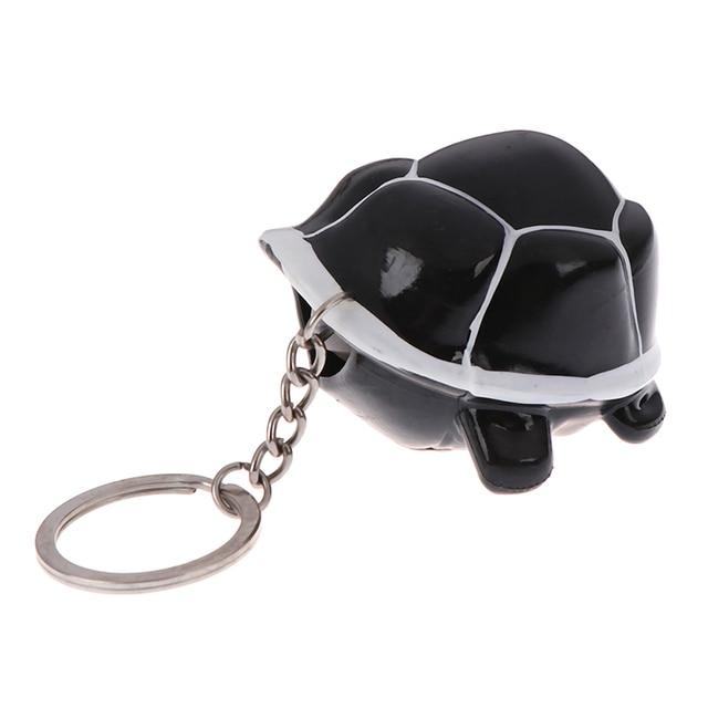 Fun Retractable Turtle Head Tortoise Novelty Animals Toys Press Squeeze Keychain Antistress Practical Jokes Bag Car Pendant GiftNovelty & Gag Toys